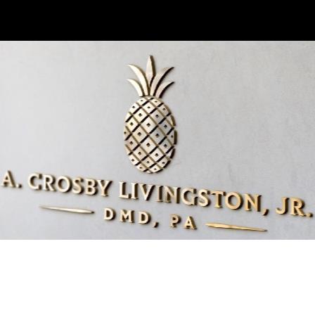 Dr. A Crosby Livingston, Jr