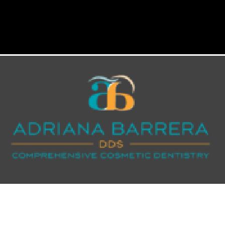 Dr. Adriana M Barrera