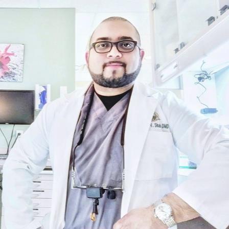 Dr. Advait V Shah