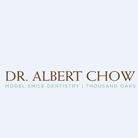 Dr. Albert Chow