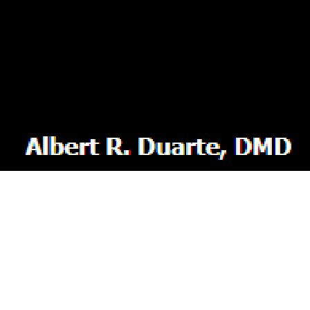 Dr. Albert R Duarte