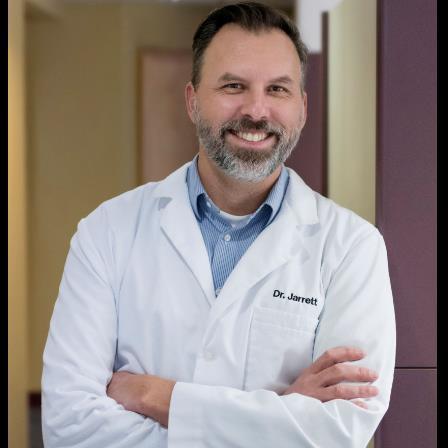 Dr. Alex B Jarrett
