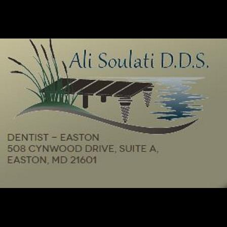 Dr. Ali Soulati