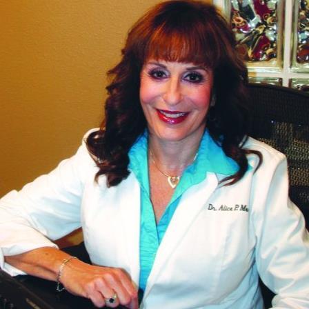 Dr. Alice P Moran