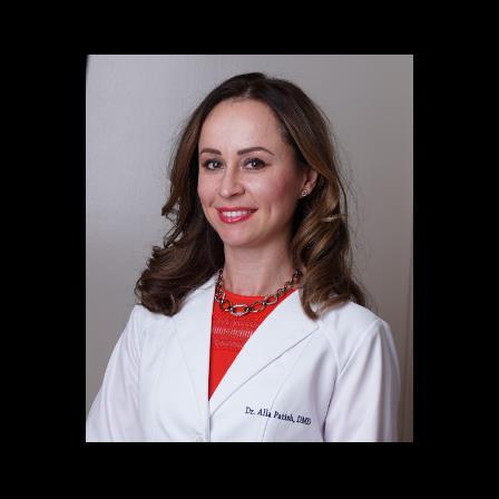Dr. Alla Patish-Preobrazhenskaya