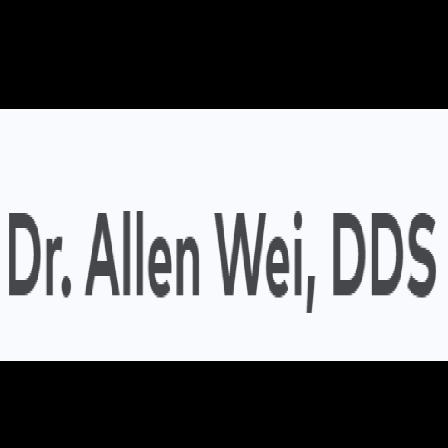 Dr. Allen Wei