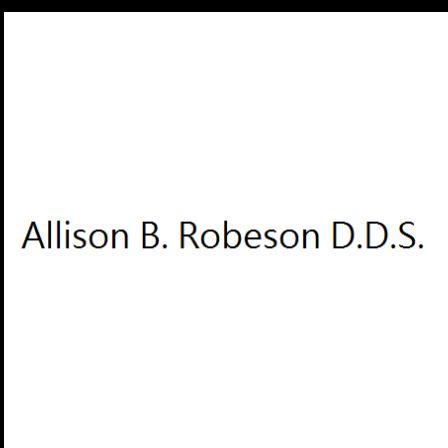 Dr. Allison B Robeson