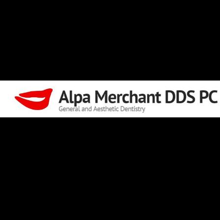 Dr. Alpa N Merchant