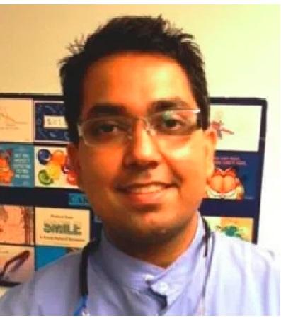 Dr. Amanpreet S Gill