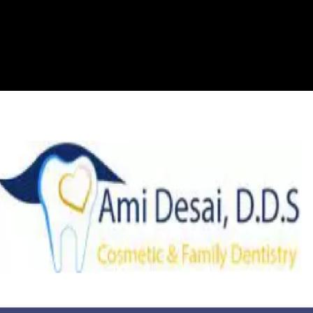 Dr. Amiben S Desai