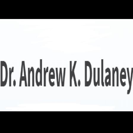 Dr. Andrew K Dulaney