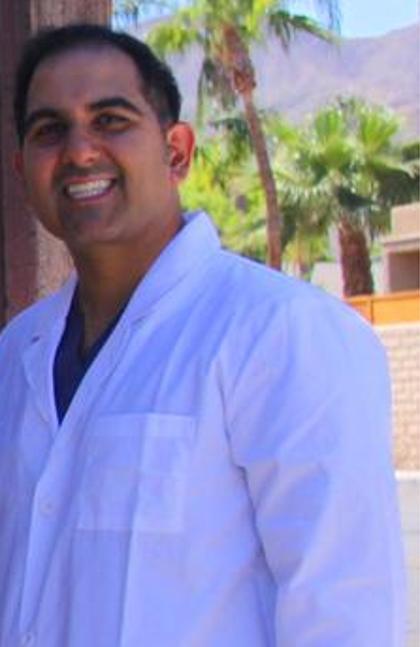 Dr. Andrew Rastegar