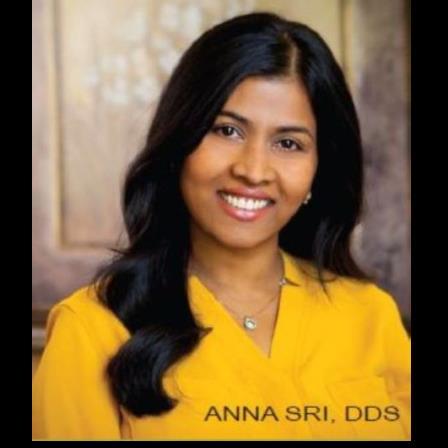 Dr. Anna Sri