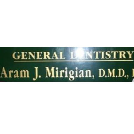 Dr. Aram Mirigian