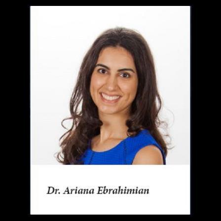 Dr. Ariana L Ebrahimian