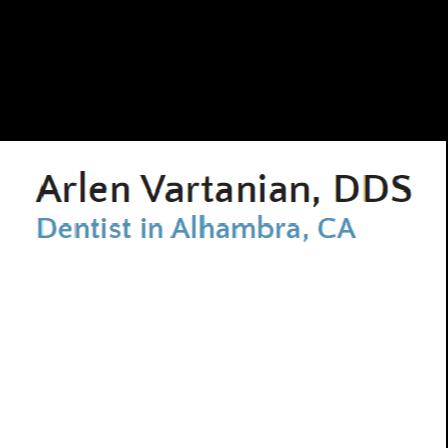 Dr. Arlen Vartanian