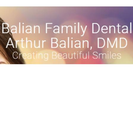 Dr. Arthur Y Balian