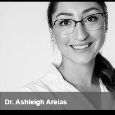 Dr. Ashleigh R Areias