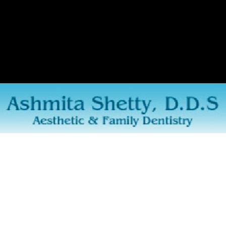 Dr. Ashmita Shetty
