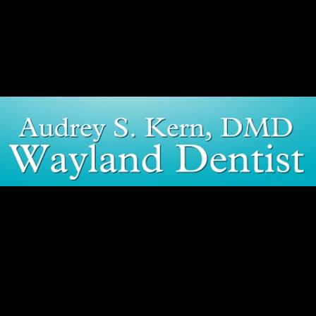 Dr. Audrey Kern