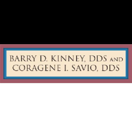 Dr. Barry D Kinney