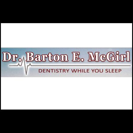 Dr. Barton McGirl