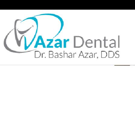 Dr. Bashar Azar