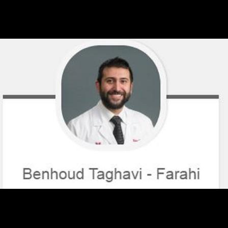 Dr. Behnoud Taghavi-Farahi