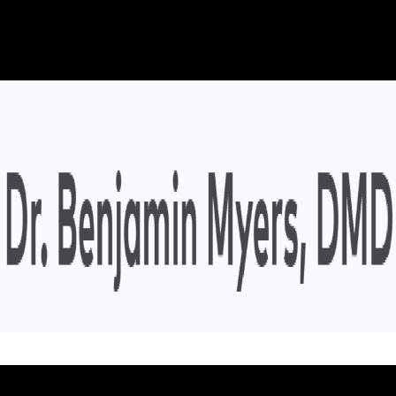 Dr. Benjamin R Myers