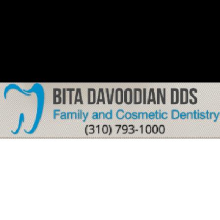 Dr. Bita Davoodian