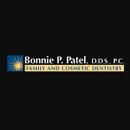 Dr. Bonnie P. Patel