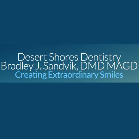 Dr. Bradley J Sandvik