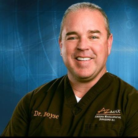 Dr. Brent Boyse