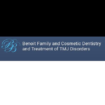 Dr. Brian J Benoit