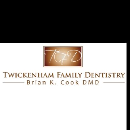 Dr. Brian K Cook