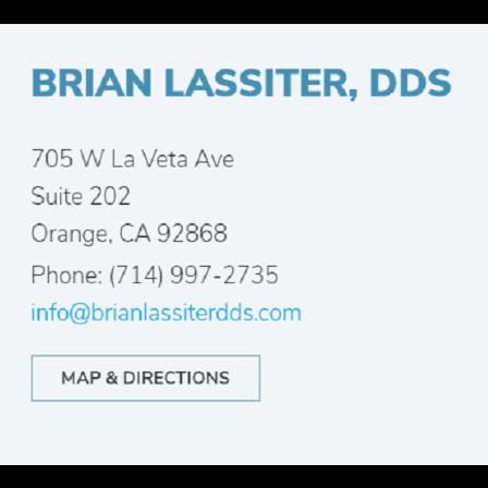 Dr. Brian Lassiter