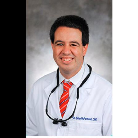 Dr. Brian P McPartland