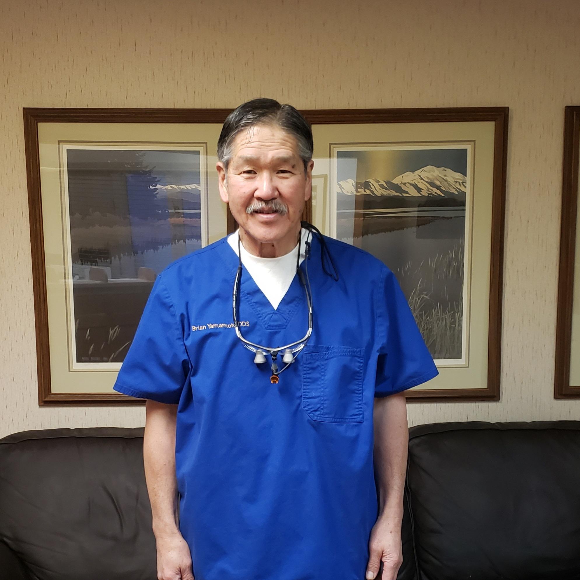 Dr. Brian E Yamamoto