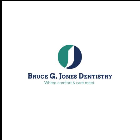 Dr. Bruce G. Jones