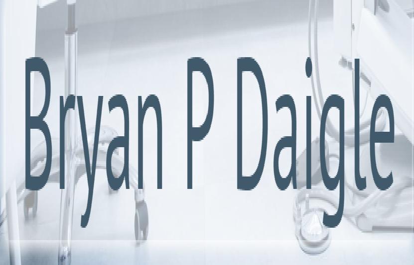 Dr. Bryan P Daigle