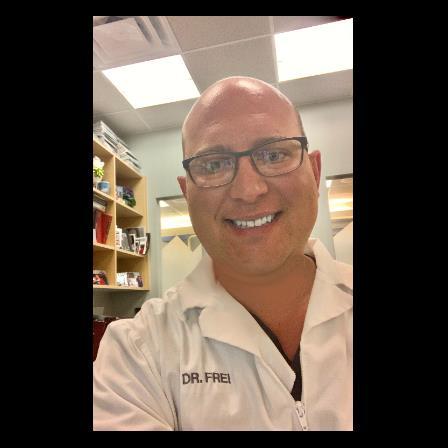 Dr. Burke Frei