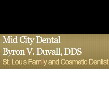 Dr. Byron V Duvall