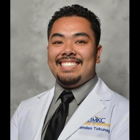 Dr. Camden J Tokunaga