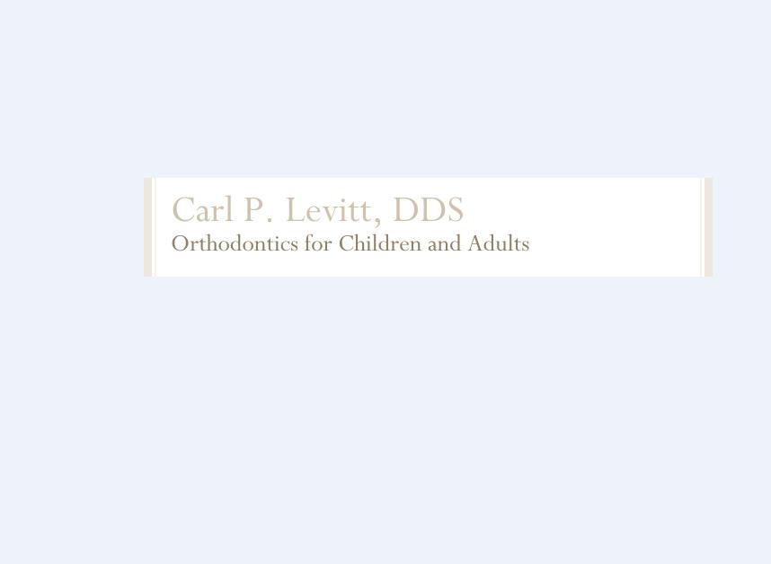 Dr. Carl P Levitt