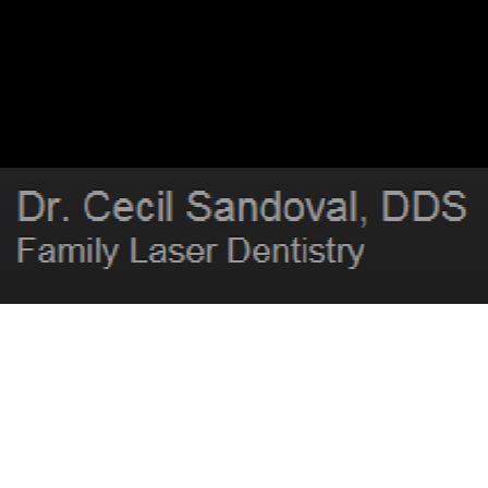 Dr. Cecil Sandoval