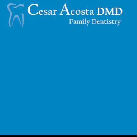 Dr. Cesar Acosta