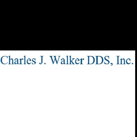 Dr. Charles Walker