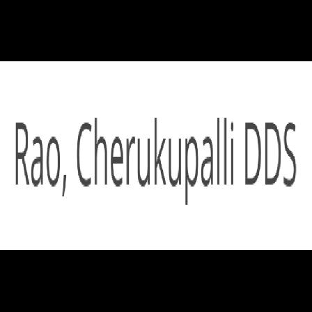 Dr. Cherukupalli S Rao