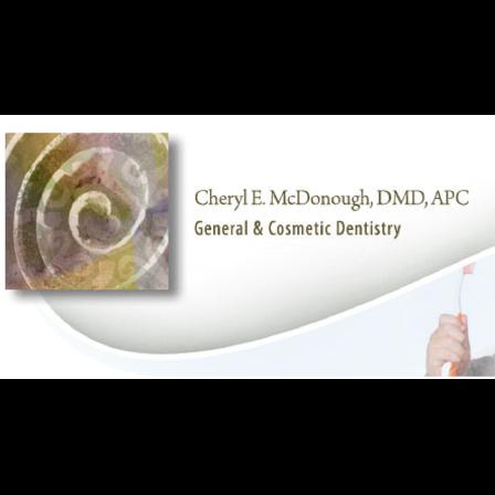 Dr. Cheryl E McDonough