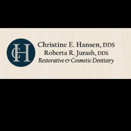 Dr. Christine Hansen